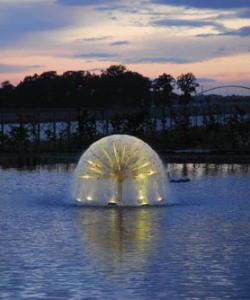 Vòi phun Water hemispheres H 6000/248 E
