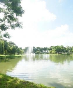 Đài phun nước Celadon City