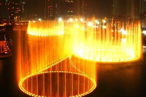 Fountain-Light