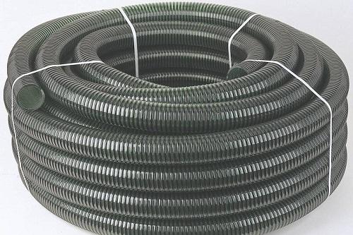 Spiral hose green