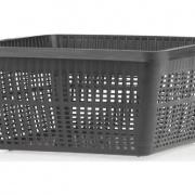 Plant basket rectangular 19