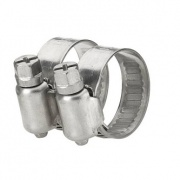 Stainless steel hose clamp 1/2″-3/4″