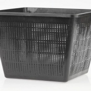 Plant basket rectangular 28
