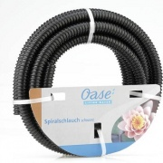 Spiral hose sections black