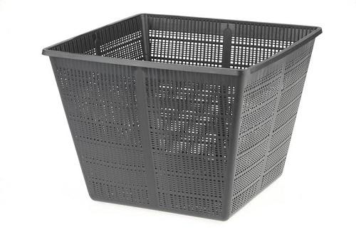 Plant basket rectangular 35