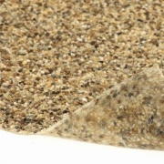 Stone liner sand
