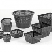 Plant basket water lilies round 40